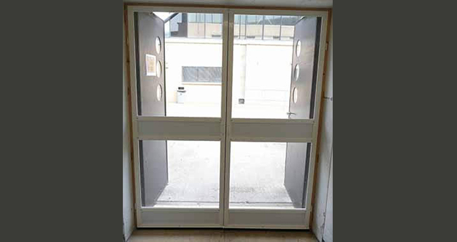 Commercial Fly Screen Door Fly Screen For Hospitals Fly