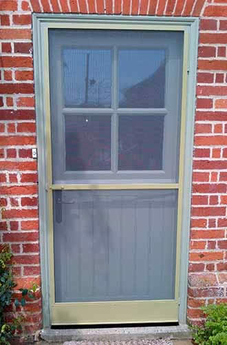 kitchen fly screen door & Kitchen Fly Screen Door|Traditional Hinged Fly Screen Door for Houses